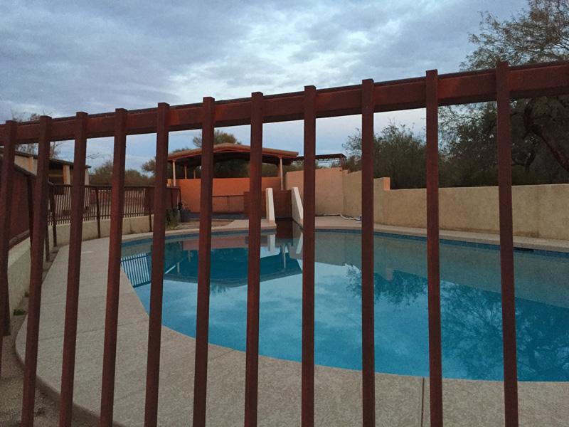 Santolina Farm Inc., - Horse Rehab Pool